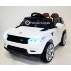 Детский электромобиль RANGE ROVER E004EE (резиновые колеса, кожа)