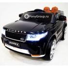 Детский электромобиль RANGE ROVER SPORT E999KX (резиновые колеса, кожа)