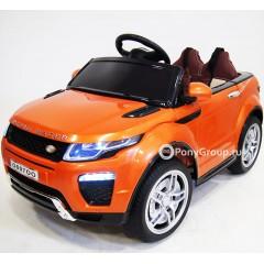 Детский электромобиль Range O007OO VIP (резиновые колеса, кожа)