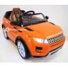 Детский электромобиль Range Rover A111AA VIP (резиновые колеса, кожа)