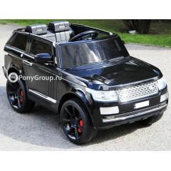 Детский электромобиль Range Rover Vogue (резиновые колеса)