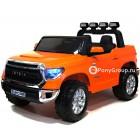 Детский электромобиль TOYOTA TUNDRA MINI JJ2266 (двухместный, резиновые колеса, кожа)