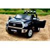 Детский электромобиль TOYOTA TUNDRA JJ2255 (двухместный с резиновыми колесами и кожаным сиденьем, 12V)