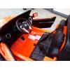 Детский электромобиль TOYOTA TUNDRA JJ 2266A (двухместный с резиновыми колесами и кожаным сиденьем)