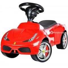 Машинка-каталка Ferrari 458 Speciale A (сиденье кожа)