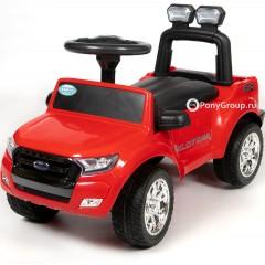 Детский каталка Ford Ranger DK-P01 (кожа)