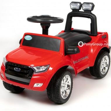Детская каталка Ford Ranger DK-P01 (с кожаным сиденьем)