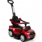 Детский электромобиль - Толокар - Каталка (3 в 1) Ford Ranger DK-P01P (кожа)
