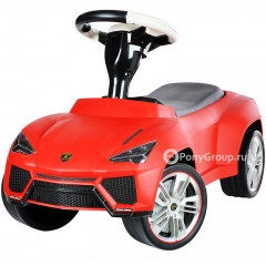Машинка-каталка Lamborghini Urus (сиденье кожа)