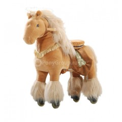 Поницикл - Королевская лошадка (средний) от 3 до 7 лет