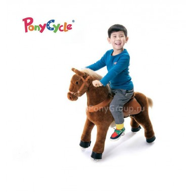 Поницикл - Бурка (средний) от 3 до 7 лет